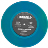 "Al Campbell - Mash Dem Down / Lift Them Up (Downbeat Man) 7"" Coloured Vinyl"